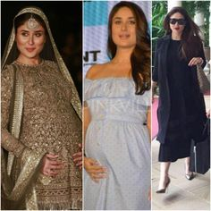Hope to keep up the maternity style as long as I look good in it: Mom-to-be Kareena!
