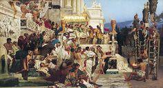 """ORVALHO DO AMANHÃ: """"Roma e o Cristianismo - primeiras perseguições """""""
