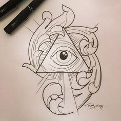 Tattoos All Seeing Eye Tattoo