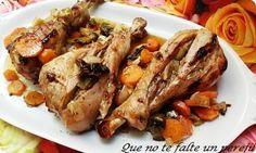 """ Que no te falte un perejil "": Pavo con Vino Dulce Pork, Turkey, Sign, Meat, Google, Turkey Recipes, Christmas Recipes, Food, Casserole"