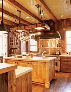 rustic kitchen backsplash designs