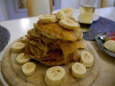 Pancakes mit Bananen und Chia-Samen, ein schmackhaftes Rezept aus der Kategorie Süßspeisen. Bewertungen: 61. Durchschnitt: Ø 4,7.