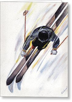 Shop for ski art from the world's greatest living artists. All ski artwork ships within 48 hours and includes a money-back guarantee. Choose your favorite ski designs and purchase them as wall art, home decor, phone cases, tote bags, and more! Painting Prints, Fine Art Prints, Framed Prints, Image Deco, Vintage Ski Posters, Snow Skiing, Whimsical Art, All Art, Fine Art America