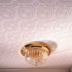 Square Wallpaper – Ceiling Wallpaper - Graham Brown i have been wanting to do this- my former boss did in a small bathroom, it looked like a tin ceiling Paintable Textured Wallpaper, Tile Wallpaper, Embossed Wallpaper, Modern Wallpaper, Wallpaper Roll, Wallpaper Ideas, Cottage Wallpaper, Brown Wallpaper, Wallpaper Designs