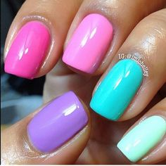 Summer colour