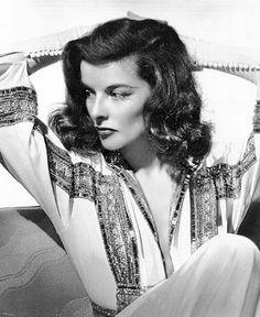 Katharine Hepburn Dress by Elsa Shiaparelli