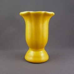 Tudor Pottery vase from the 1930s by PrairieDecArts on Etsy