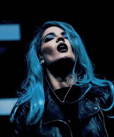 Halsey, Lilac Sky, Everything Is Blue, G Eazy, Mermaid Princess, Future Wife, Woman Crush, Marvel Dc, Girl Crushes