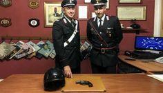 Messina - Due arresti per tentata rapina e porto di arma clandestina - http://www.canalesicilia.it/messina-due-arresti-tentata-rapina-porto-arma-clandestina/ Arresto, Carabinieri, Messina, Tentata rapina