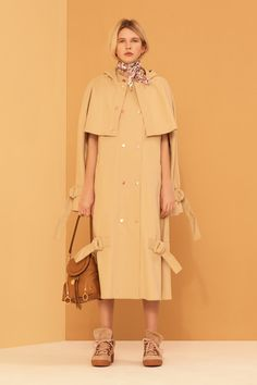 See by Chloé Pre-Fall 2017 Fashion Show