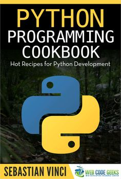 Beautifully illustrated ebook that teaches python programming free ebook to python programming cookbook kick start your python projects with these hot recipes fandeluxe Image collections