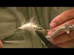 Tying the Suspended Shrimp-Part 1 - YouTube