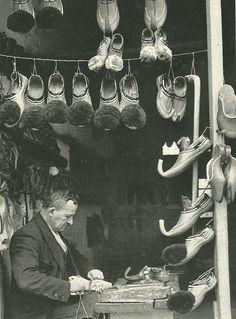 Items similar to Anatolia Shoemaker Cobbler Photo Print Turkey Greece Ethnography Tsaruchia Ioannina Athens Traditional Costume Shoes Vintage on Etsy Vintage Pictures, Old Pictures, Old Photos, Vintage Images, Greece History, Greece Pictures, Greek Culture, Old Images, Athens Greece