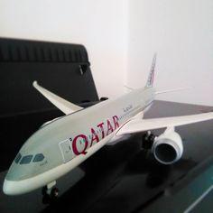 La prima volta in vita mia che vinco qualcosa in un estrazione a premi!  grazie @qatarairways xD