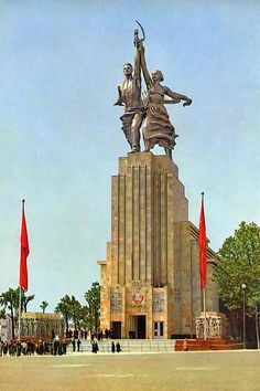 СССР в 1937 году / Назад в СССР / Back in USSR