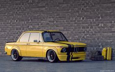 BMW 2002 such a classic car