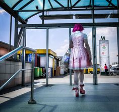 The Metro.Collectible Photography & Wall Art for any space. Street Photography, Peach, Framed Prints, Ballet Skirt, Wall Art, Fashion, Moda, Tutu, Fashion Styles