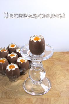 """soft boiled"" chocolate eggs"