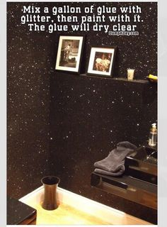 Easy To Do Beautiful Stars On The Wall