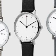 Swedish brand Void has launched a new watch featuring a case that is only 7mm thick, which is now available to purchase from Dezeen Watch Store