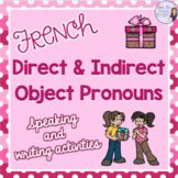 Mme R's French Resources Teaching Resources | Teachers Pay Teachers Teacher Resources, Teacher Pay Teachers, Object Pronouns, Bell Work, French Stuff, French Resources, Active Listening, Teaching French, Activities