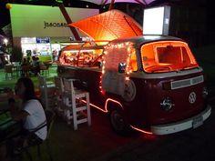 VW food stand