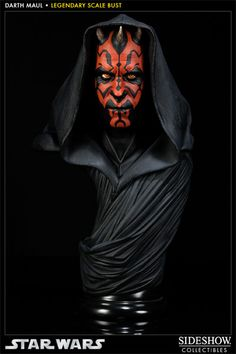 Sideshow Collectibles - Darth Maul Legendary Scale Bust