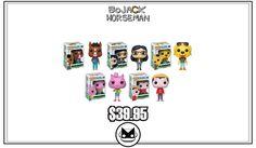 Bundle: POP! Television - BoJack Horseman