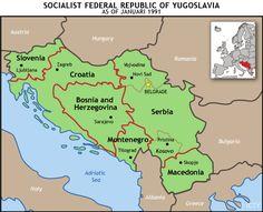 vojvodina in fy map Ex Yougoslavie, Serbo Croatian, Les Balkans, Banja Luka, Republic Of Macedonia, Political Beliefs, Novi Sad, European History, Belgrade