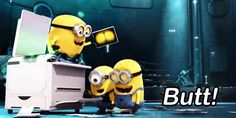 They can liven up any boring day at the office. | 14 Reasons Minions Should Actually Exist