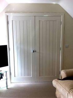 cupboard 2 doors built in - Google Search