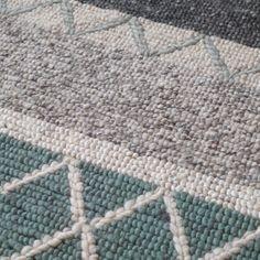 Detalle de la alfombra Farao