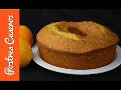 Bizcocho de naranja | Javier Romero - YouTube