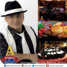 Esta noche la música es en vivo. Reservas:2321632.   #RestaurantesMedellín #AngusBrangus #Carnes #Medellín #QueHacerenMedellín @restorando  #ComerAfuera #músicaenvivo