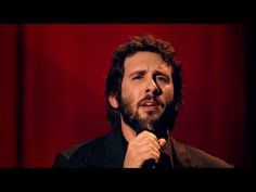 Josh Groban: Stages Live (PBS Special, 28.11.2015) - YouTube