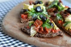 Paleo Mediterranean Meatza Pies Stupid Easy Paleo - Easy Paleo Recipes to Help You Just Eat Real Food