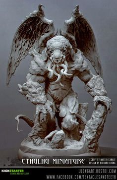 Propnomicon: Cthulhu Fhtagn! Canale/Luong Edition.