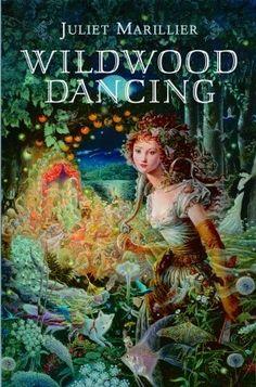"""Wildwood Dancing"" by Juliet Marillier. Cover art by K.Y. Craft. (12 Dancing Princesses)"