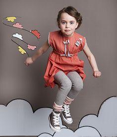 Dundelina rocket pin dress