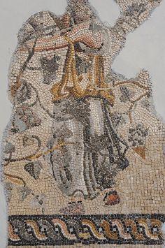 Photo: Antakya Archaeological Museum, Antioch, Turkey by Dick Osseman