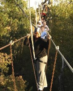 ADVENTURE TEAM BUILDING - Fun, affordable team building adventures.  These are Special Programs that make corporate team building all the more memorable!