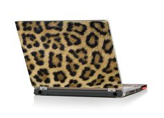 leapord print lap top | ThinkSkins | 12inch Leopard Print Laptop Skin