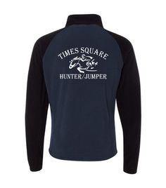 Times Square Fleece Jacket - Custom Team Wear for dance, cheer and sports! Custom designs and online stores for your team. No minimum order, no set up fees, fast turn around!  Call 248-499-9303 or email info@monogramthat.com to get started today.