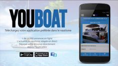 Androïd App of Youboat
