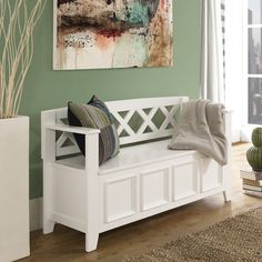 Simpli Home Amherst Pine Entryway Storage Bench, Decor, Wood Storage, Furniture, Home Furniture, Storage Bench, Simpli Home, Home Decor, Entryway, Entryway Bench Storage