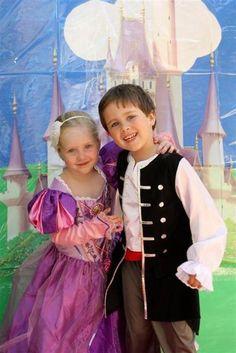 "Photo 7 of 66: Disney Princess / Birthday ""Evie's Disney Princess Adventure""   Catch My Party"