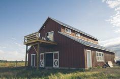 www.Filson.com   Building a Barn: Former Filson Employee Fulfills a Family Dream