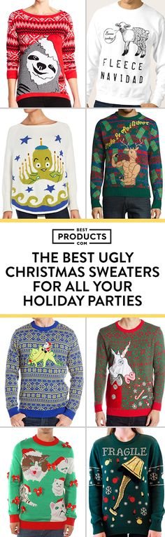 Spin token prizes for ugly sweater