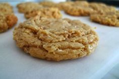 siriously delicious: Coconut Oatmeal Cookies