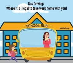 School Bus Driver, Wheels On The Bus